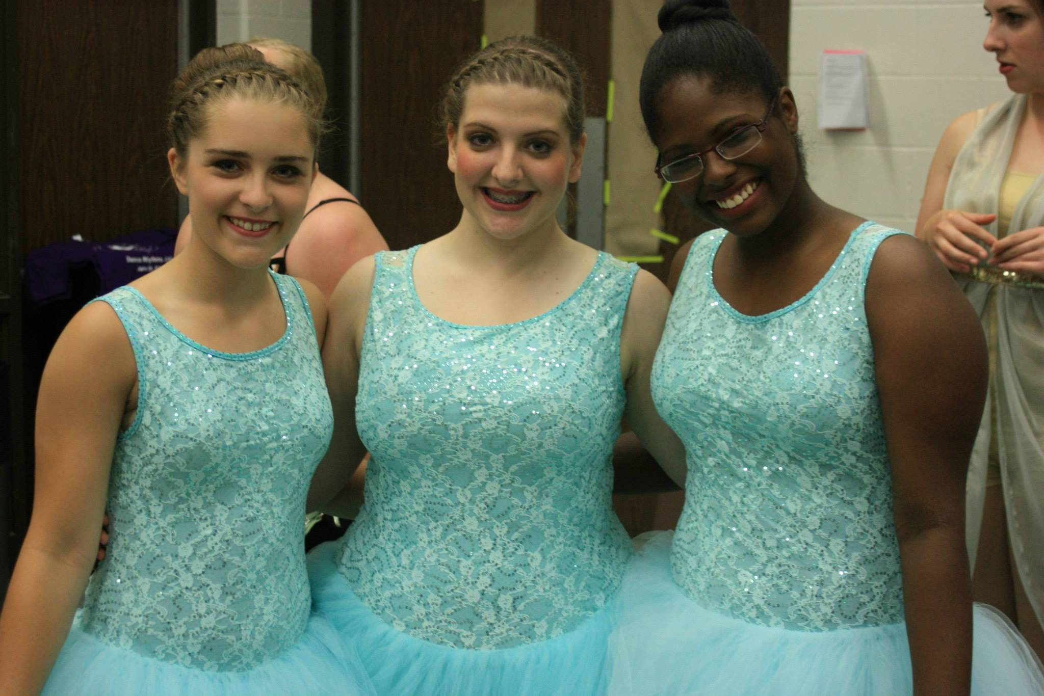 Recital 2014 dancers